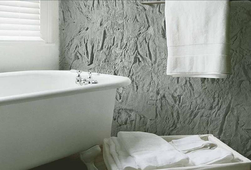 Badideen in schöner klassischer Steinoptik