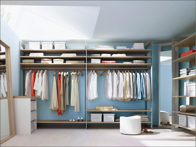 Begehbarer Kleiderschrank » RAUMAX