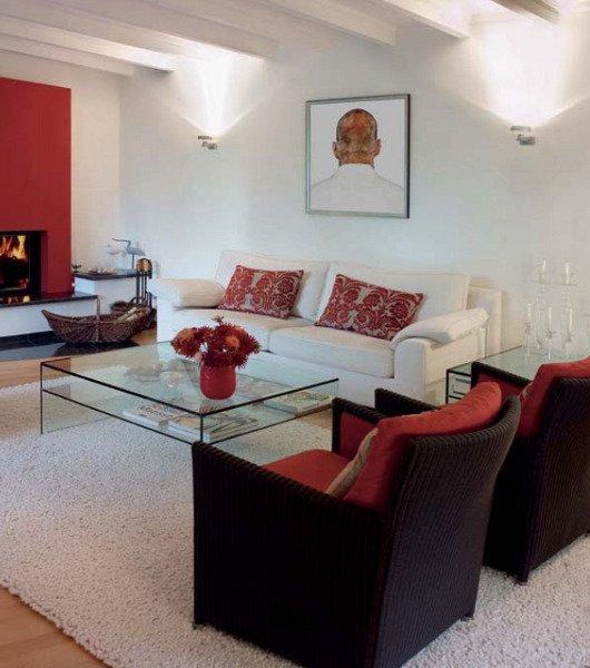Lichtplanung, Wohnzimmerleuchten