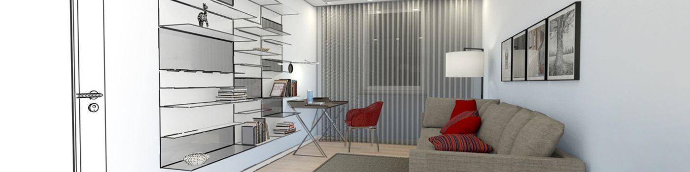 Innenarchitekt rendering einer planung raumax for Innenarchitekt gesucht