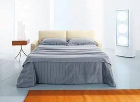 Design Schlafsofa mit Stoffbezug