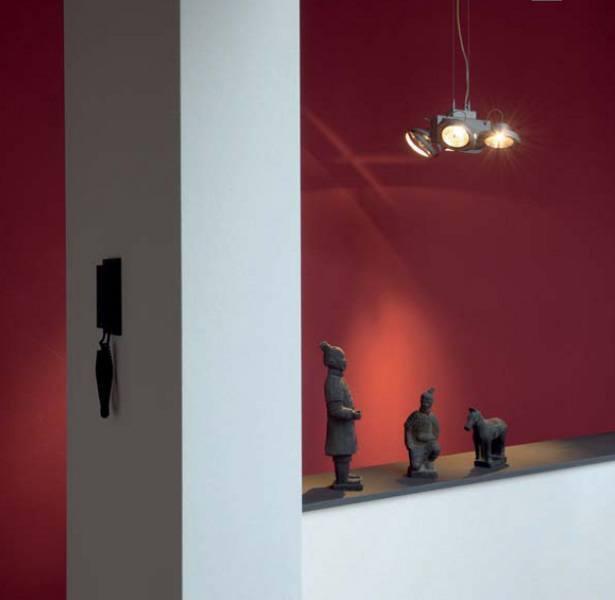 Moderne Hängeleuchten mit verstellbaren Downlights