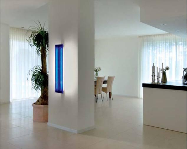 Innenraumbeleuchtung – moderne Wandleuchte, sehr gut für den dekorativen Einsatz geeignet