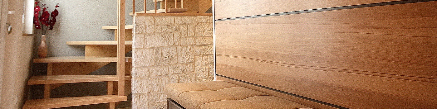 flurgestaltung mit designerm beln raumax. Black Bedroom Furniture Sets. Home Design Ideas
