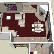 Wohnzimmer planen