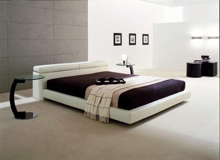 Italienische Betten – Bequemes Bett mit verstellbarer Rückenlehne