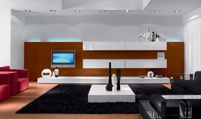image gallery moderne wohnzimmer. Black Bedroom Furniture Sets. Home Design Ideas