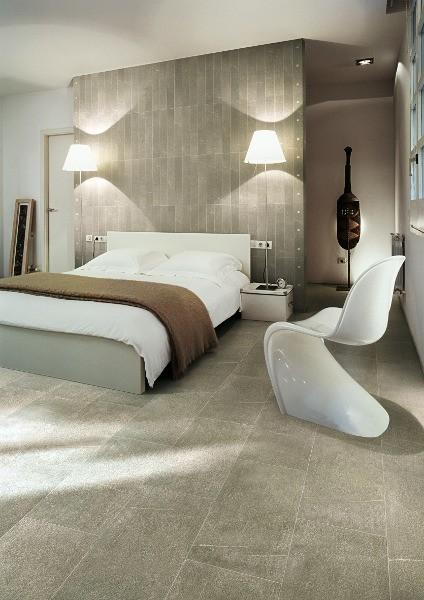 Ein modernes Luxus-Schlafzimmer