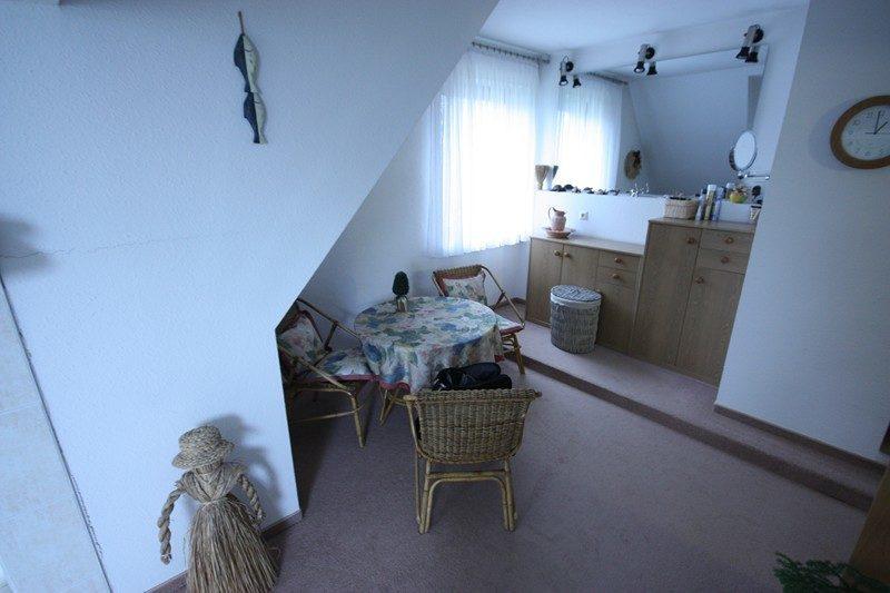 Vorher - Ein Blick in das nicht genutzte Zimmer