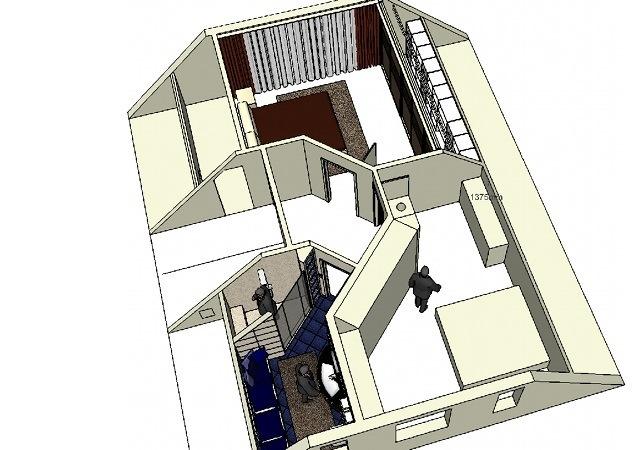 Die professionelle Planung für den Dachausbau fertigten wir in 3-D