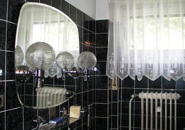 So sah das Bad vor der Umgestaltung aus