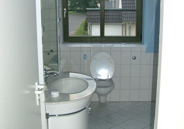 Haus einrichten - Das Bad war verwohnt nicht mehr auf dem heutigen Badstandard