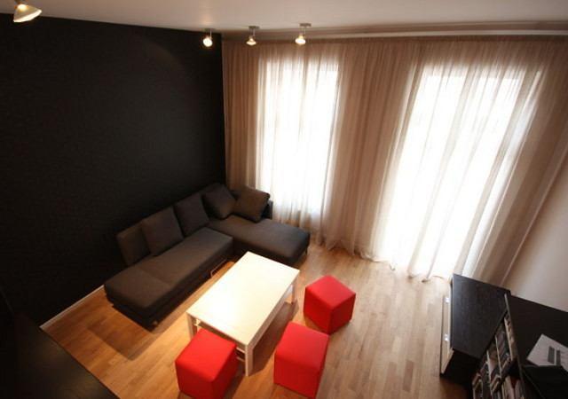 eine wohnung einrichten im modernen stil raumax. Black Bedroom Furniture Sets. Home Design Ideas
