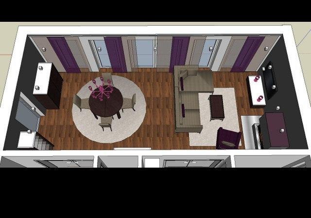 ... Bevor Wir Ein Wohnzimmer Gestalten, Planen Wir Alle Details Sorgfältig  Und Präsentieren Die Planung In