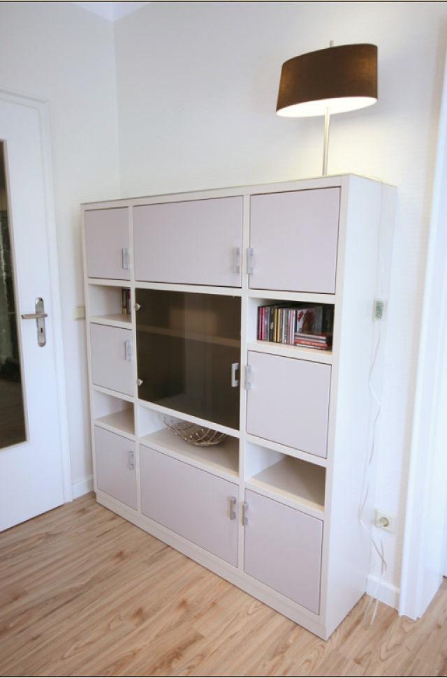 Wohnzimmereinrichtung - Kein Sideboard von der Stange sondern speziell für dieses Projekt von unseren Innenarchitekten entworfen.