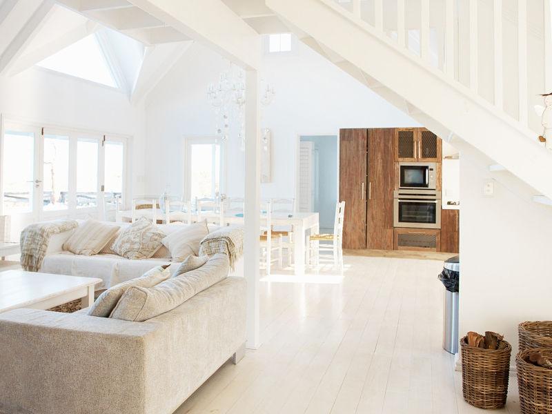 Ein Dachgeschossausbau für großzügiges Wohnen unterm Dach.