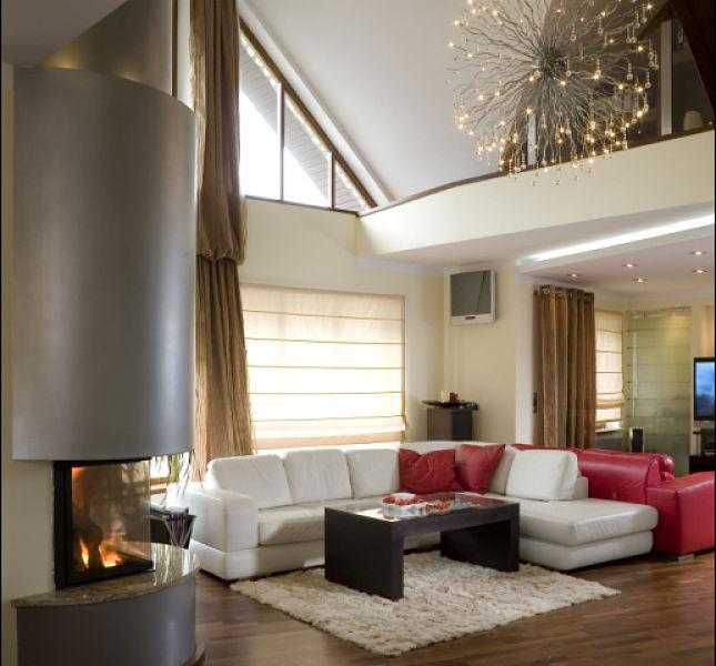 Mit einem Dachgeschossausbau kann man außergewöhnliche Wohnräume schaffen.