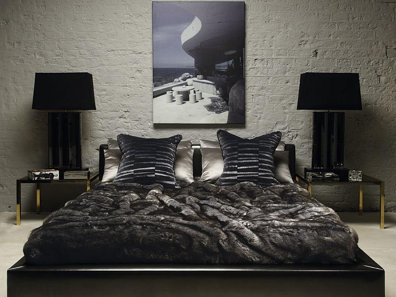 Haus einrichten - ein Luxusschlafzimmer