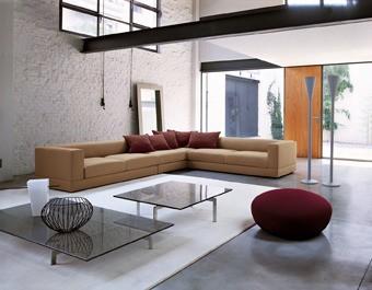 Wohnzimmer Design   Großzügige Wohnlandschaften Sind Ein Muss Und  Versprühen Puren Luxus.