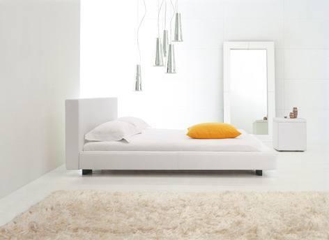 Einrichten in Weiß – ganz minimalistisch