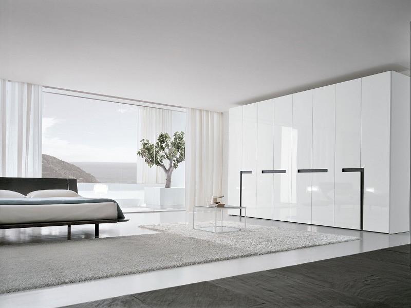 Einrichten in Weiß - ruhig und minimalistisch