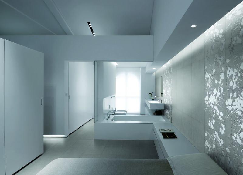 Einrichten in Weiß - Das Bad strahlt pure Reinheit aus