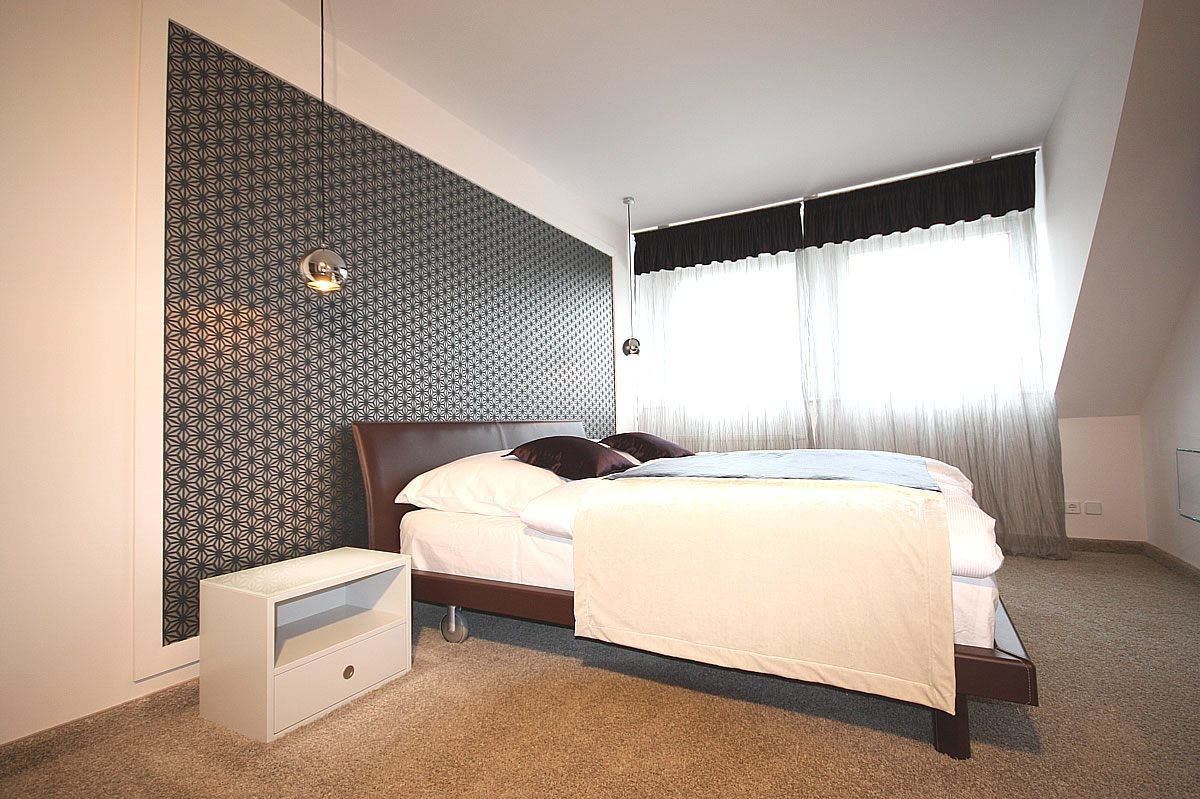 Beeindruckend Schlafzimmer Mit Ankleidezimmer Sammlung Von Insgesamt Erscheint Das Sehr Kuschlig, Gut Zu